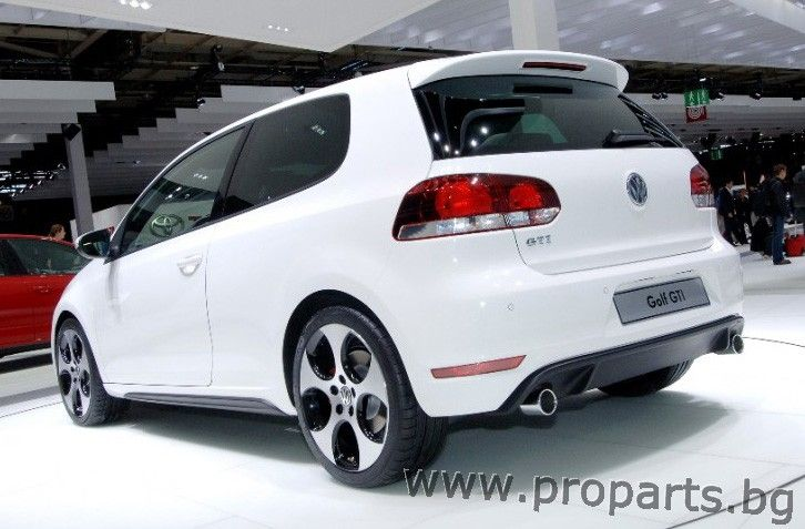 Tuning Autoparts With Best Price From Front Bumper Gti