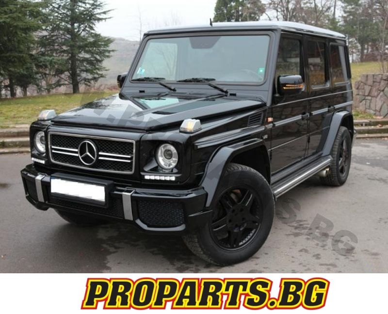 Tuning autoparts with best price from g63 g65 amg front for Mercedes benz g65 price