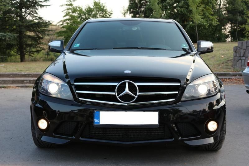 Mercedes benz w204 c63 amg look front sport bumper 07 10 for Looking for mercedes benz parts