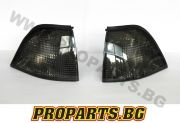 Smoke corner lights for BMW e36 2d