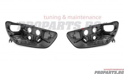 Set of headlight case for Audi A6 C7 11-14