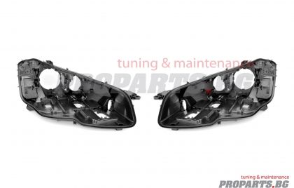 Set of headlight case for Mercedes Benz W221 09-14 facelift