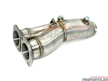 Downpipe for е9х 335i 335xi e8x 135i N55 Engines