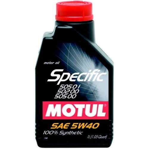 MOTUL Specific VW 505.01, 505.00, 502.00 5W-40 1L