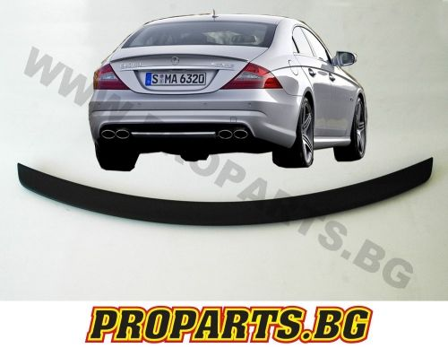 AMG trung spoiler for W204 CLS-class 05-14