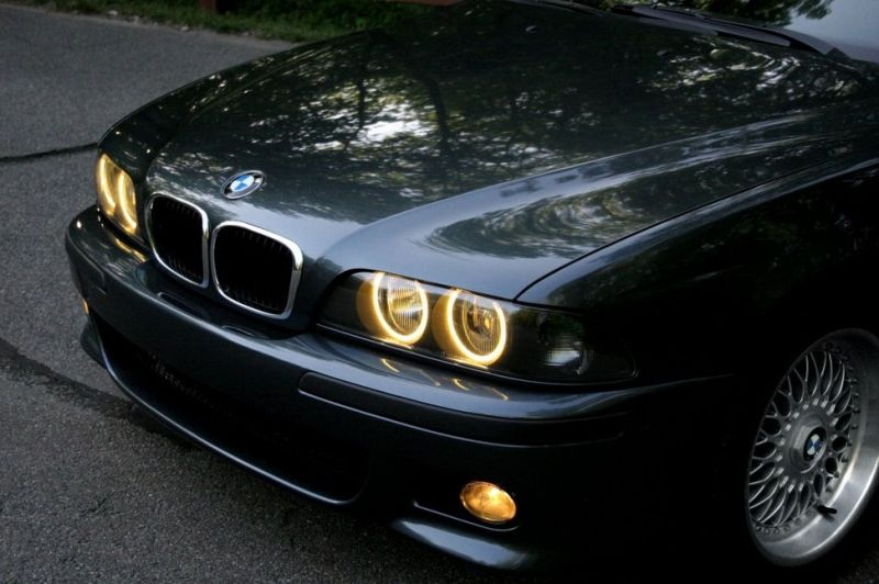 Tuning autoparts with best price from : CCFL Angel Eyes for BMW e39 95-00