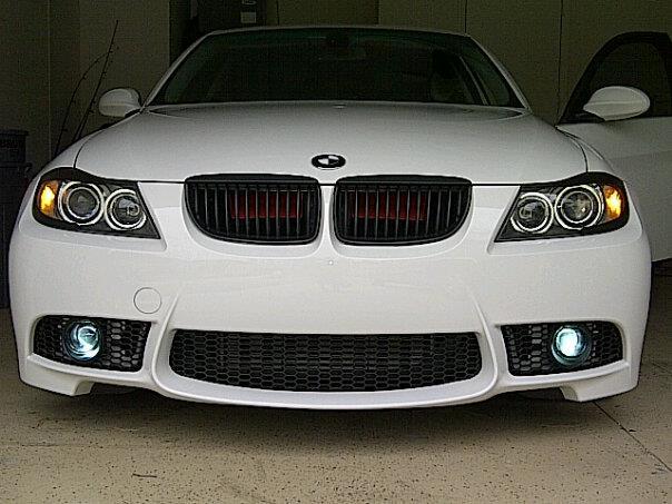 M3 Front Bumper For Bmw 3er 05 11 E90 91