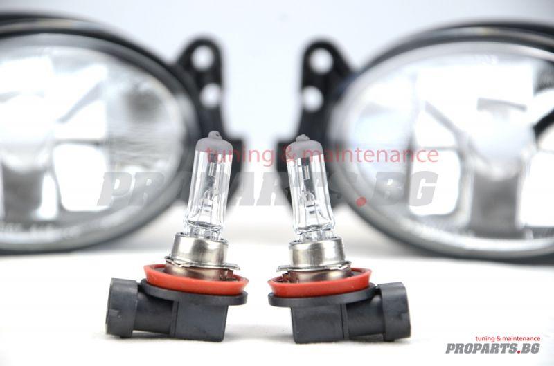 Mercedes W211 W164 W209 W169 Spot Ampoules Phare Antibrouillard Ensemble avec
