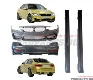 Aerodynamic М3 body kit for BMW F30 12-18
