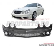 AMG FRONT BUMPER FOR MERCEDES BENZ E CLASS 02-06 W211