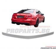 AMG trunk spoiler for W212 E-class 10-17