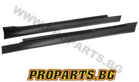 M TECH SIDE SKIRTS FOR BMW 5 e60 03-10