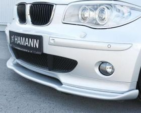 HAMANN SPOILER FOR FRONT M BUMPER FOR BMW 1 03-09 E87