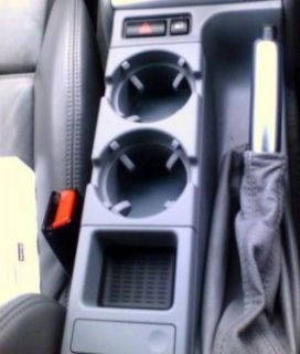 FRONT CUPHOLDER FOR BMW E46 98-05