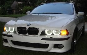 CCFL Angel Eyes for BMW e39 95-00