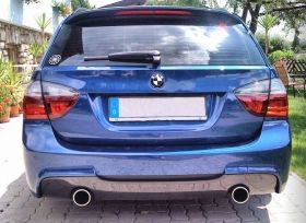 M-tec rear bumper for BMW 3er 05-10 e91