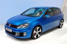 VW Golf 6 GTi style Body kit
