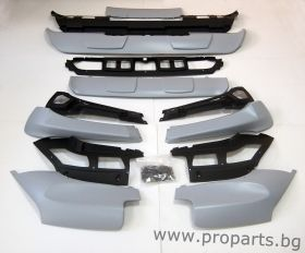 AERODYNAMIC BODYKIT FOR BMW X5 E70 07+