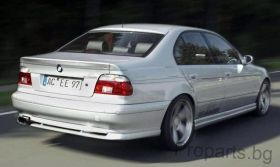 Rear trunk spoiler for BMW e39 5er 96-03 sedan