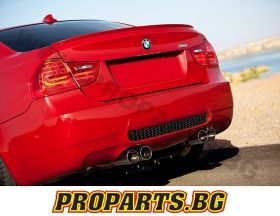 M3 rear trunk spoiler BMW e90 05-11