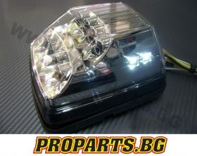 LED mirror covers facelift type for Mercedes W221 S-class 05-09