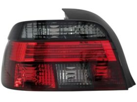taillights BMW E39 95-00_red/smoke