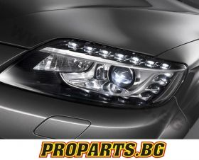 Original Led Bixenon Headlights for Audi Q7 Facelift