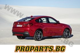 BMW X4 M Sport body kit