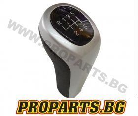 BMW 6 speed chrome gear knob