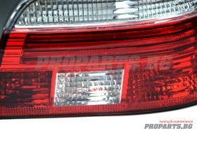 taillights BMW E39 95-00_red/crystal