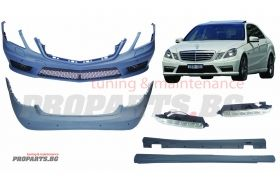 E63 AMG BODYKIT FOR MERCEDES-BENZ E-CLASS 08-11 W212