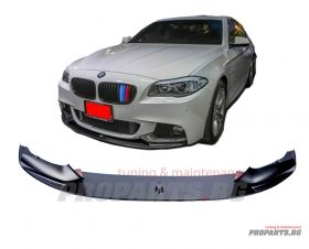 M performance front spoiler for BMW 3er F30 12-16