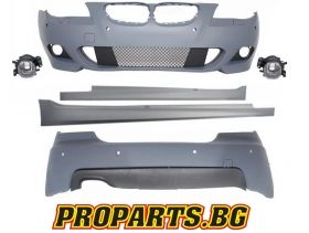 M TECH FULL BODY KIT FOR BMW 5er 03-09 E60