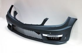 AMG STYLE FULL BODY KIT FOR MERCEDES-BENZ C-CLASS 06+ W204