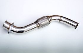 Downpipe  Decat 63mm за BMW e46 330d