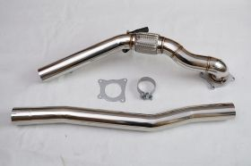 Downpipe for Volkswagen Golf 6 R / Audi S3 ,  Audi TTS
