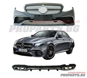 E63 AMG Body kit for Mercedes Benz E-class W213 16-