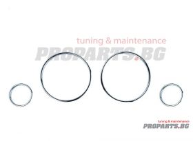 Dashboard rings for Opel Astra G