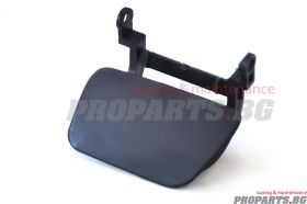 Left washer jet cover for BMW e60 M tech front bumper
