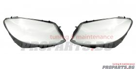 Headlamp lenses for Mercedes Benz W205 14-