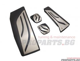 BMW M performance pedal pads for manual gearbox