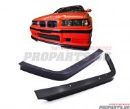 GT Splitters - Supplements for M front bumper BMW e36 91-2000
