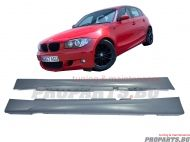 BMW 1er E87 5 door side skirts 04-10