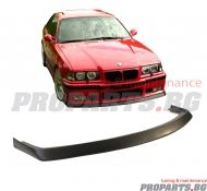 AC Schnitzer type front lip spoiler for M bumper BMW e36