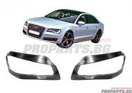 Headlamp lenses for Audi A8 D4 11-14