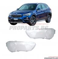 Headlight Lenses for BMW X1 f48 2015-2020