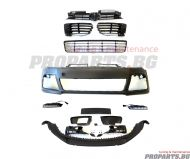 FRONT BUMPER GTI LOOK FOR VOLKSWAGEN GOLF 6 2009+